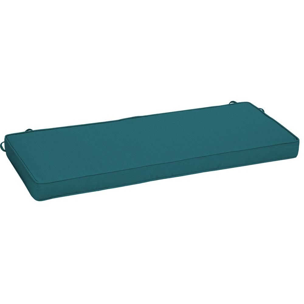 Bench Cusion: Home Decorators Collection 48 X 18 Outdoor Bench Cushion