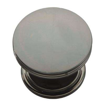 American Diner 1-3/8 in. Black Nickel Cabinet Knob