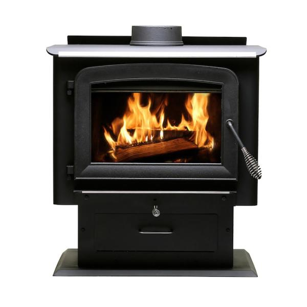 2,000 sq. ft. Wood-Burning Stove - 2020 EPA Certified
