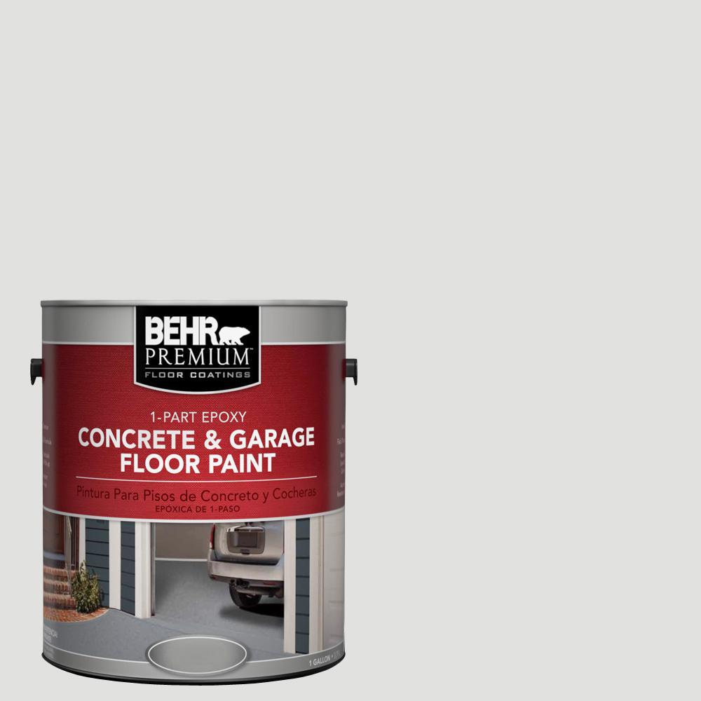 1 gal. #BL-W13 Silver Polish 1-Part Epoxy Concrete and Garage Floor Paint