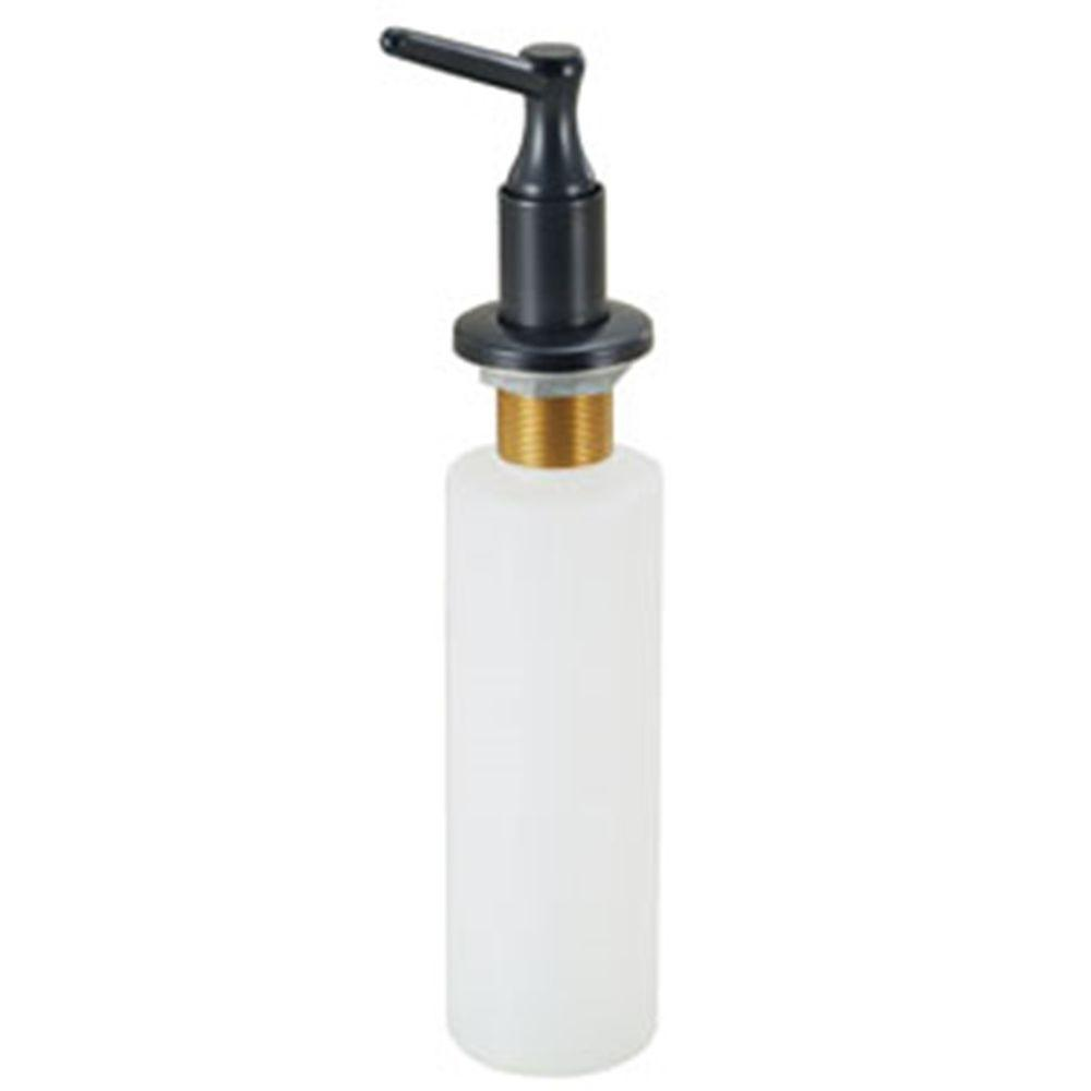 Design House Soap Dispenser in Oil Rubbed Bronze-DISCONTINUED