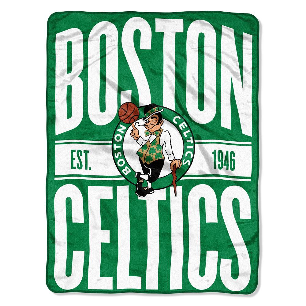 Celtics Multi-Color Clear Out Polyester Micro