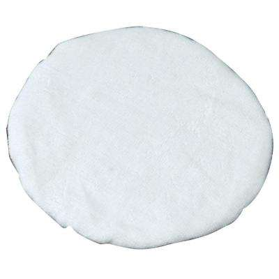 10 in. Cotton Buffer Pad Cover