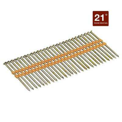 2-3/8 in. x 0.148 in. Metal Framing Nails (2000-Pack)