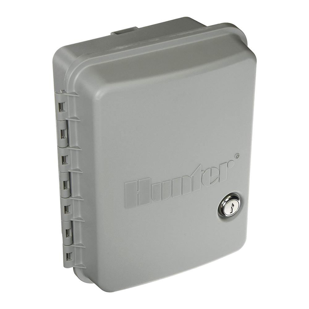 Hunter Industries X Core 8 Station Controller Xc800 The Home Depot