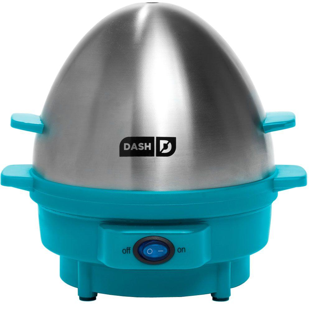 Dash 7-Egg Rapid Egg Cooker in Blue-DISCONTINUED