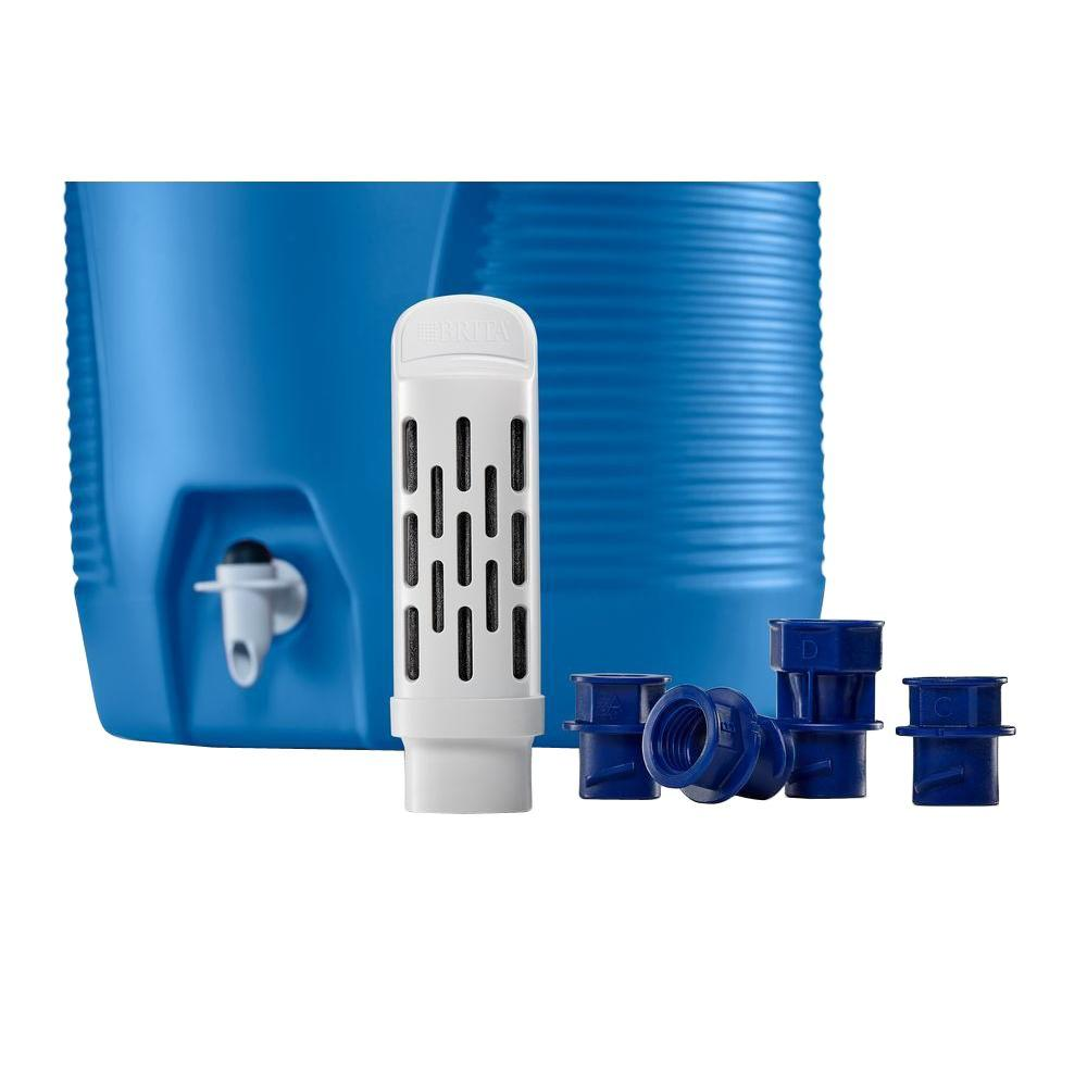 GE In-line Water Filtration System for Refrigerators or Icemakers ...