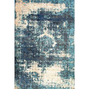 nuloom vintage lindsy blue 9 ft 11 in x 14 ft area rug. Black Bedroom Furniture Sets. Home Design Ideas