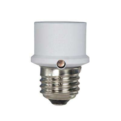 Dusk to Dawn Screw-In Light Control, White