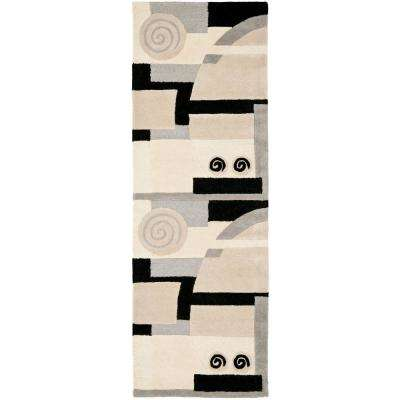 Rodeo Drive Assorted 2 ft. 6 in. x 14 ft. Runner Rug