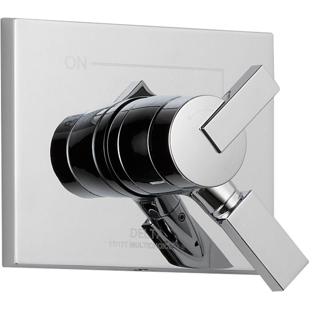 Delta Vero Monitor 17 Series 1-Handle Volume and Temperature Control ...