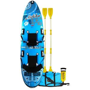 RAVE Sports Molokai 2-Person Inflatable Kayak by RAVE Sports