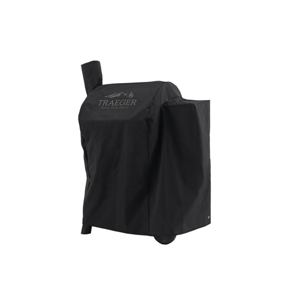 Traeger PRO 575 Full-Length Pellet Grill and Smoker Cover