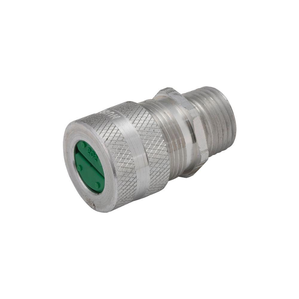 RACO Liquidtight Strain Relief 1/2 in. Cord Connector (25-Pack)