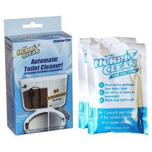 Hurriclean 5 34 Oz Automatic Toilet And Tank Cleaner 2