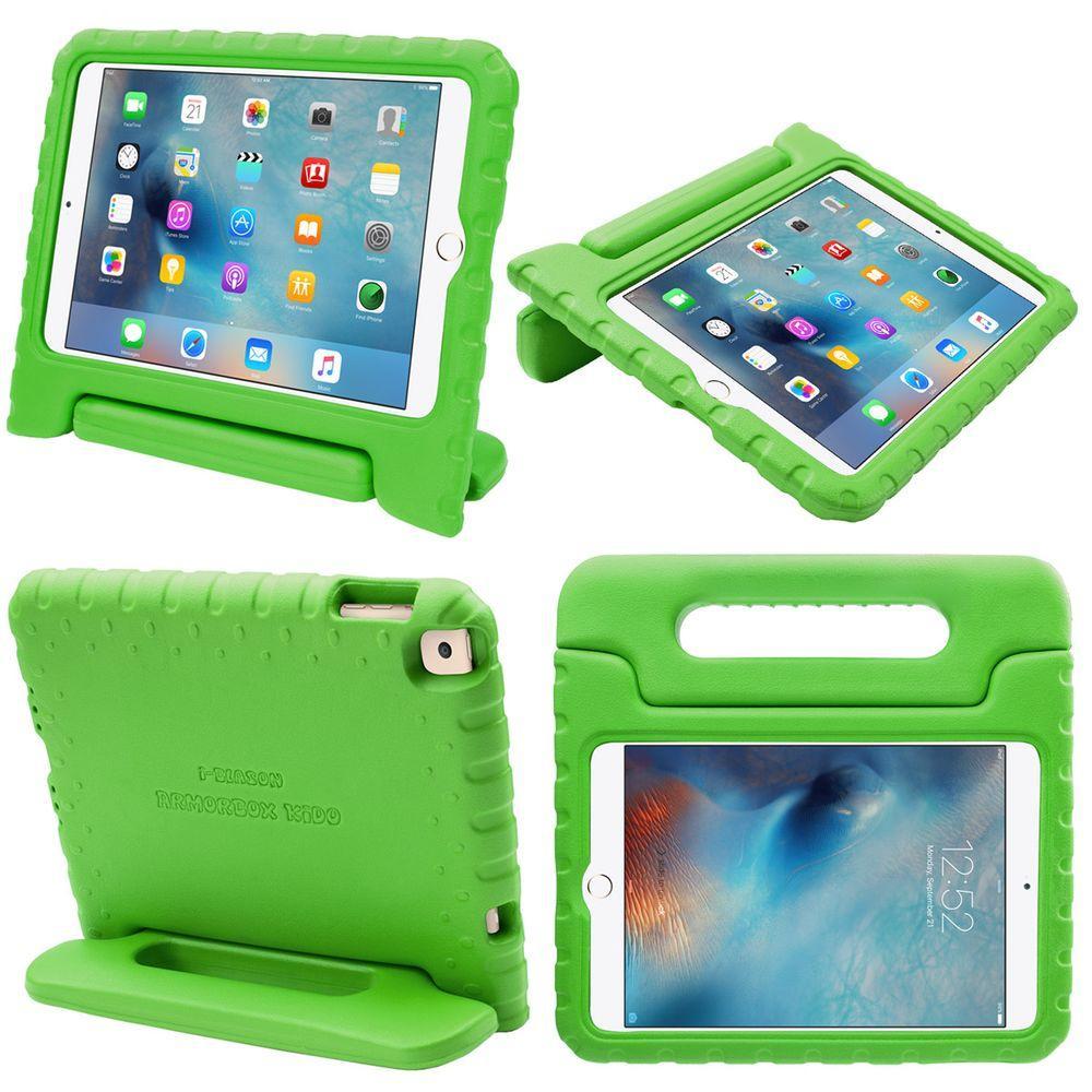 i blason kido protective case for apple ipad mini 4 case green