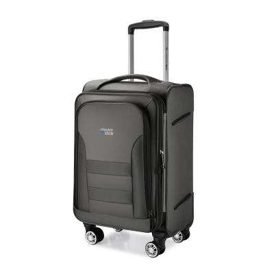 Luggage Tech Melbourne Collection 20 in. Smart Luggage - Gray
