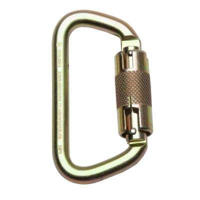 Upgear 1/2 in. Carabiner (3600 lbs. Gate)