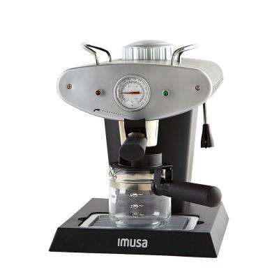 4-Cup Gourmet Espresso and Cappuccino Maker