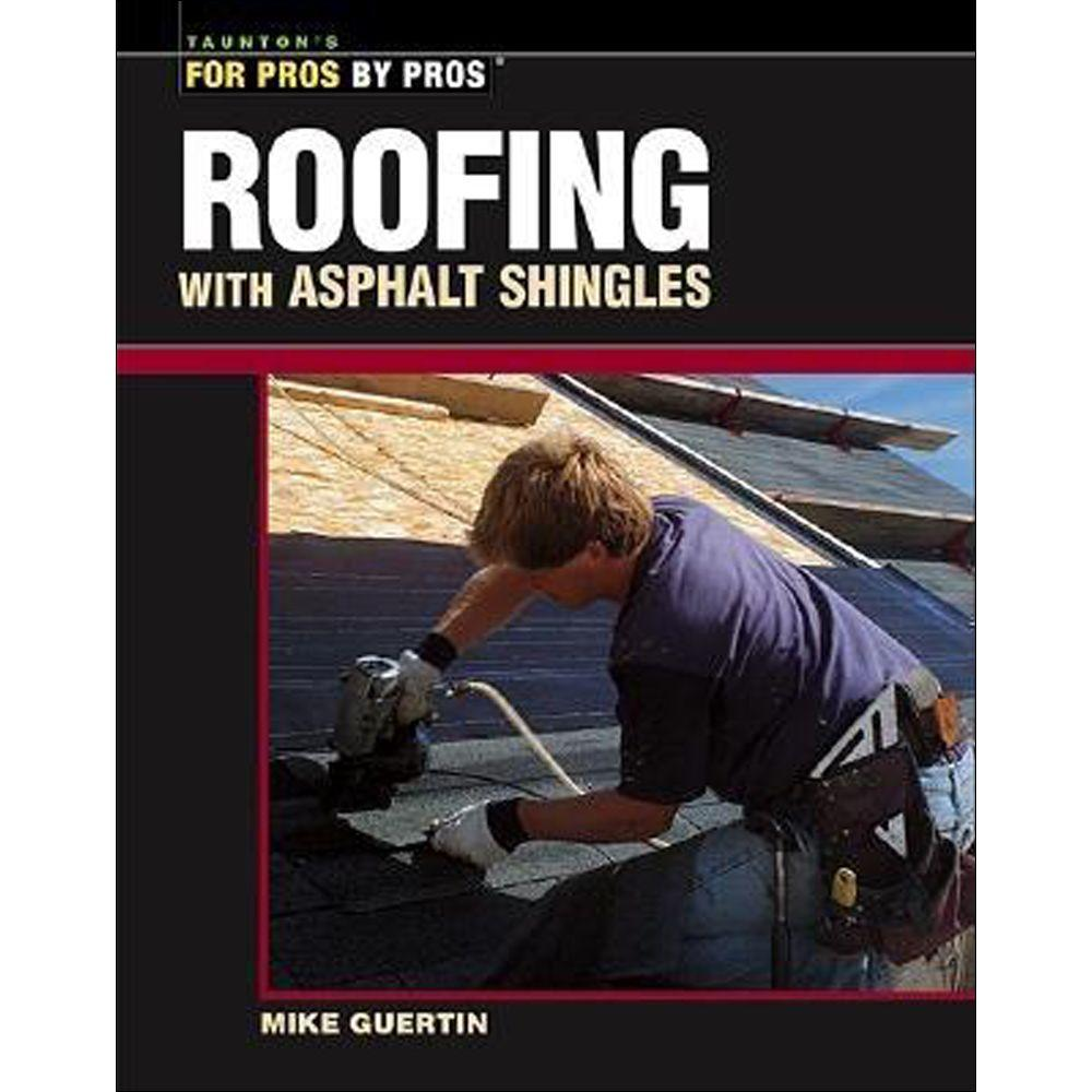 null Roofing with Asphalt Shingles Book