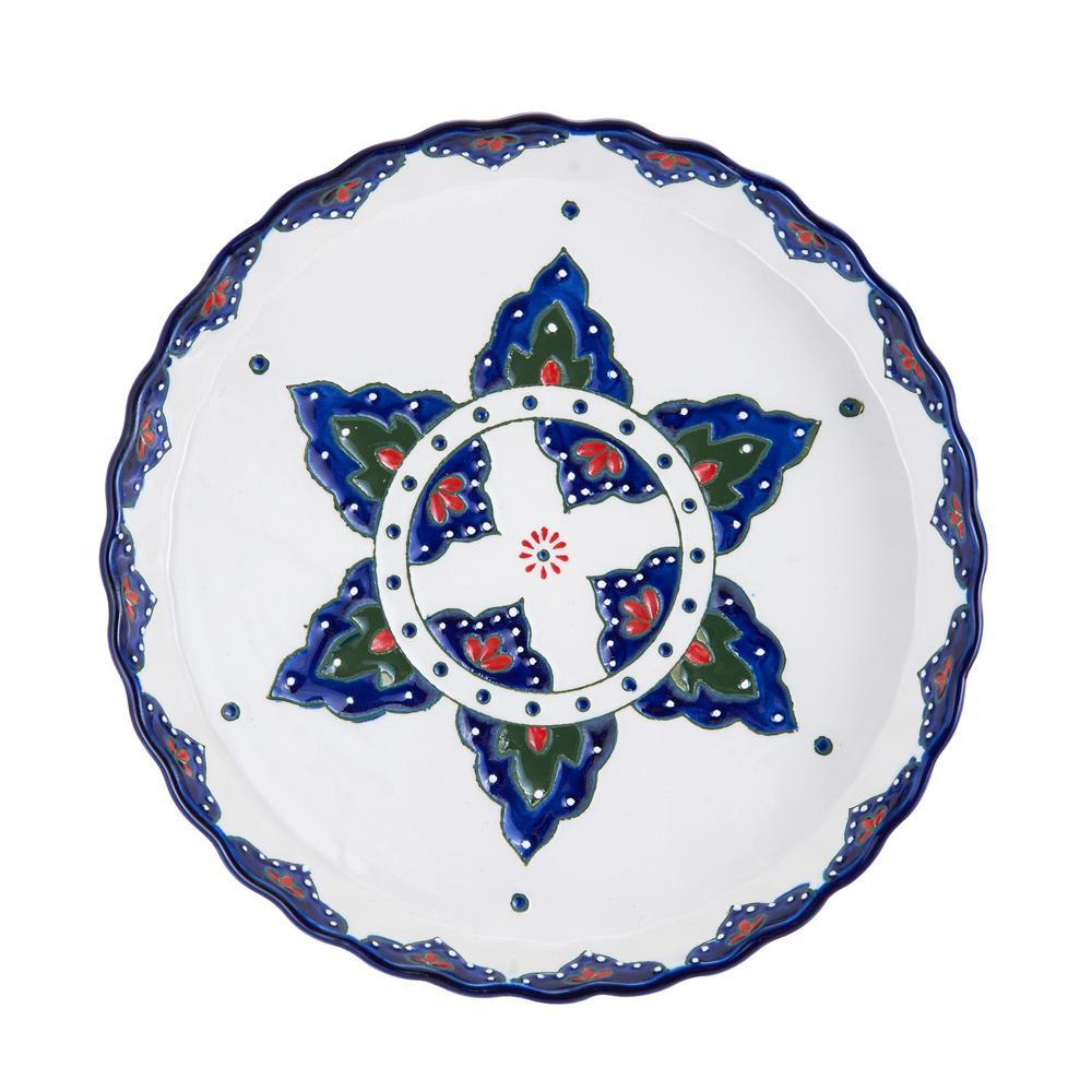 Starburst Ceramic Cake Pan