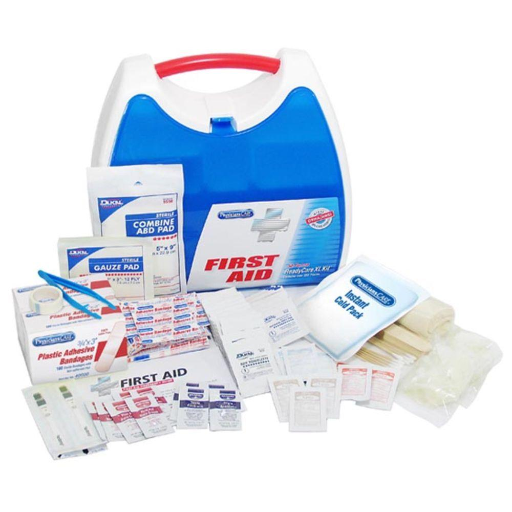 PhysiciansCare 355-Piece ReadyCare Kit XL First Aid Kit - 50 Person