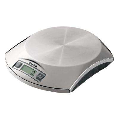 Electronic Kitchen Scale in Stainless Steel