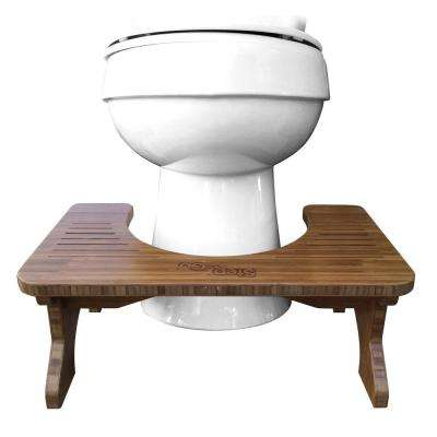 Bamboo Toilet Potty Aid 7 in.