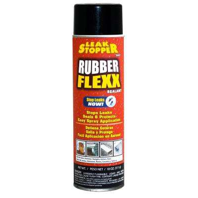 18 oz. LEAK STOPPER® RUBBER-FLEXX Sealant (Black)
