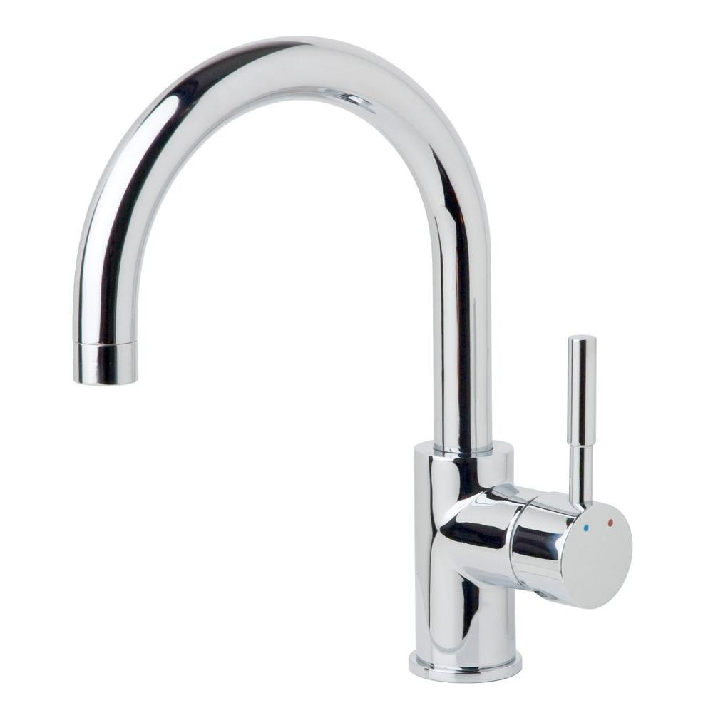 Symmons Dia Single-Handle Bar Faucet in Chrome-SPB-3510 - The Home Depot