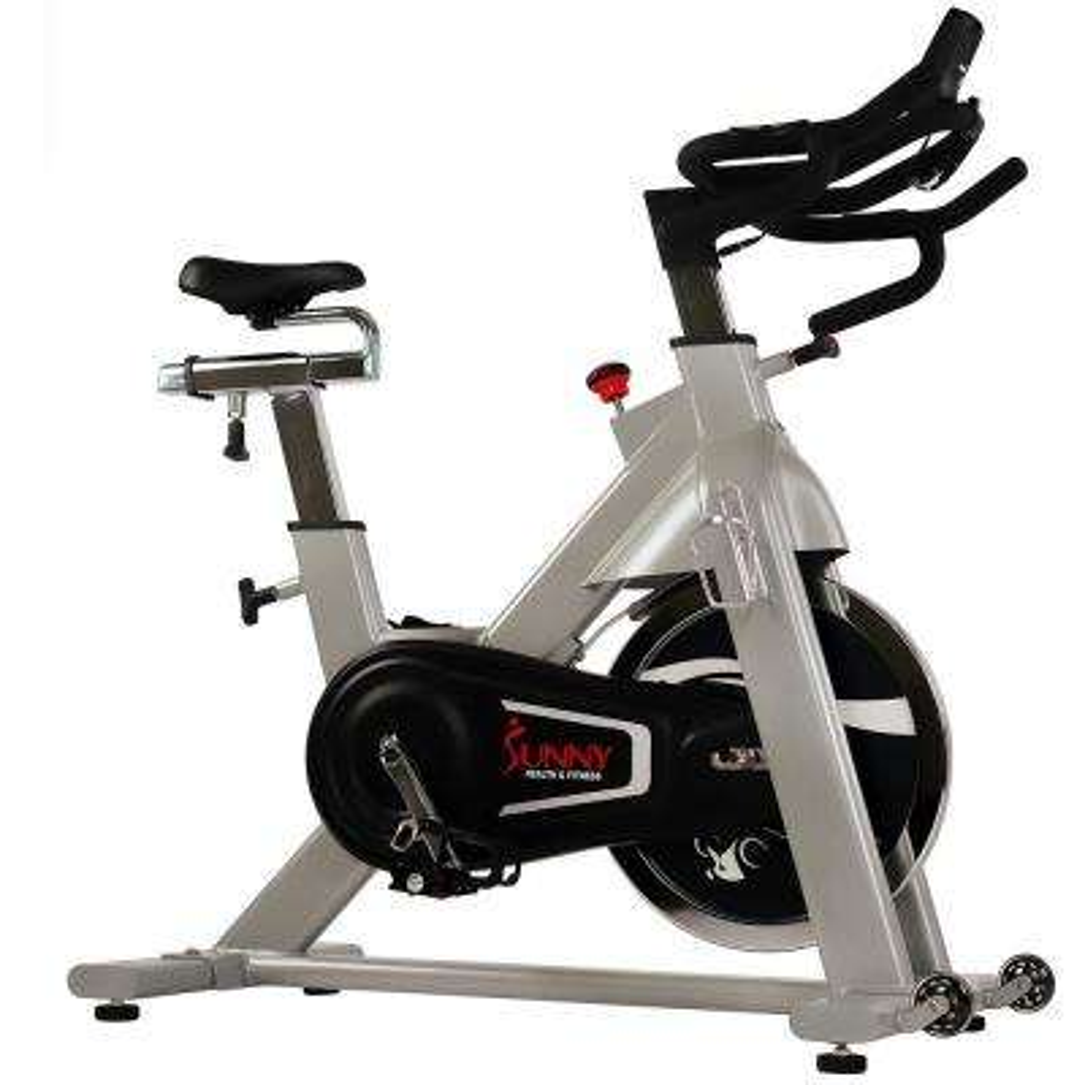 44 lbs. Flywheel Belt Drive Commercial Indoor Cycling Bike