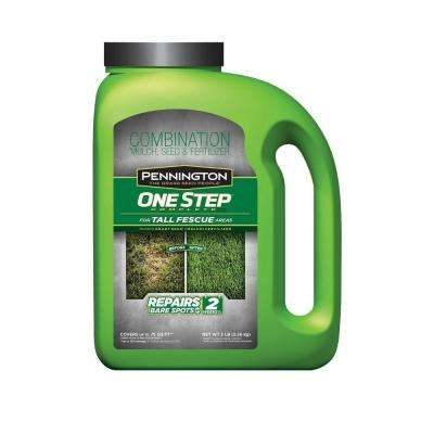 5 lb. One Step Complete  for Tall Fescue with Smart Seed, Mulch, Fertilizer Mix