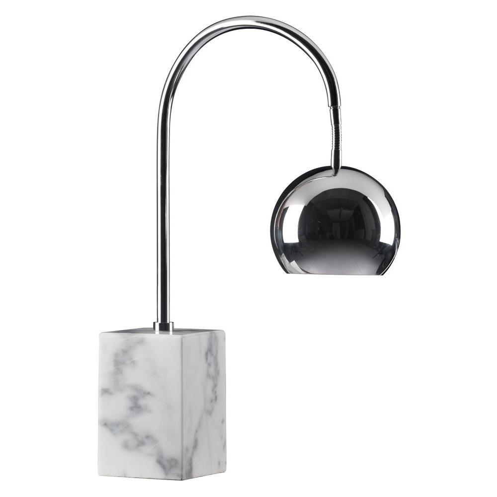 Zuo Run 26 4 In Chrome Table Lamp