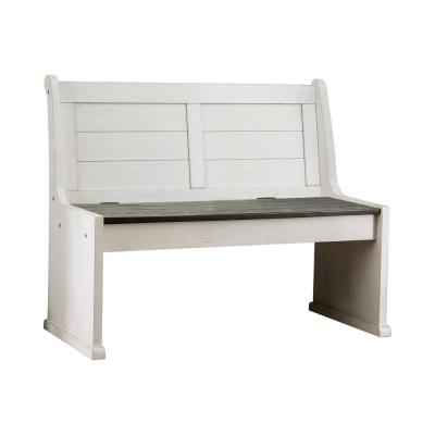 Wellesley Espresso Wood Bench