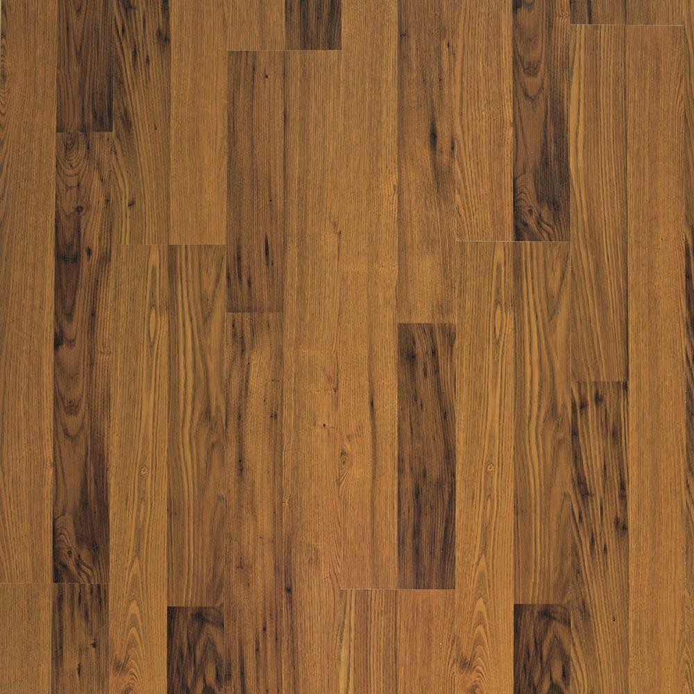Pergo Presto Antique Chestnut Laminate Flooring - 5 in. x 7 in. Take Home Sample