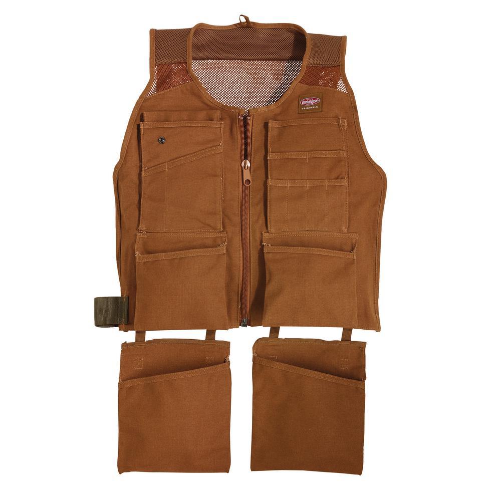 14-Pocket Cotton Large/Extra Large Apron