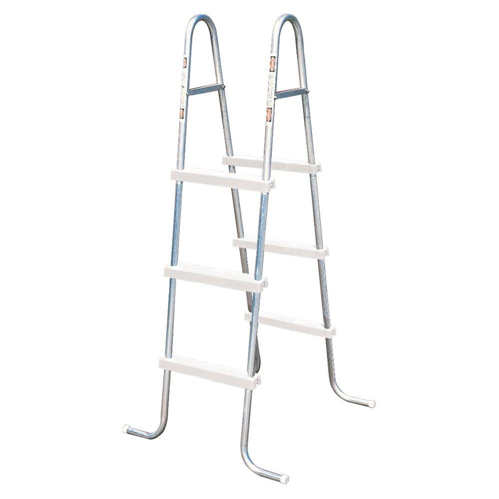 heritage 42 in  ladder for above ground pools