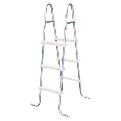 Heritage 42 in. Ladder for Above Ground Pools