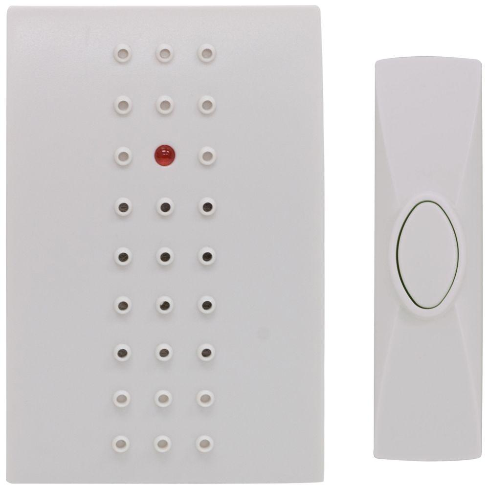 GE Wireless Plug-In Door Chime