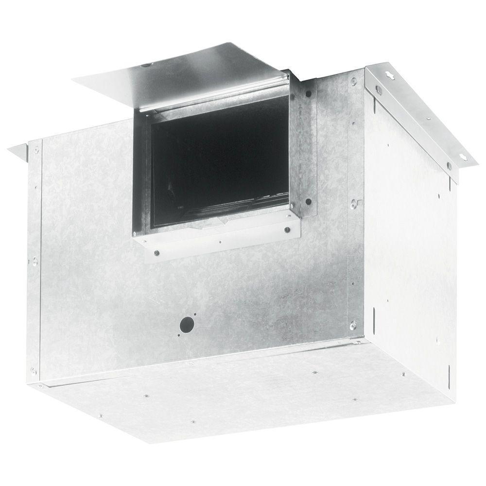 External In-Line 800 CFM Blower for Broan Range Hood