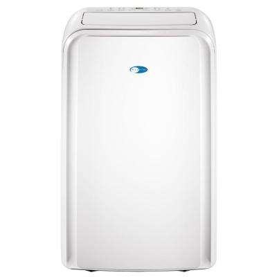 12,000 BTU Dual Hose Portable Air Conditioner with Dehumidifier and 3M Silvershield Filter
