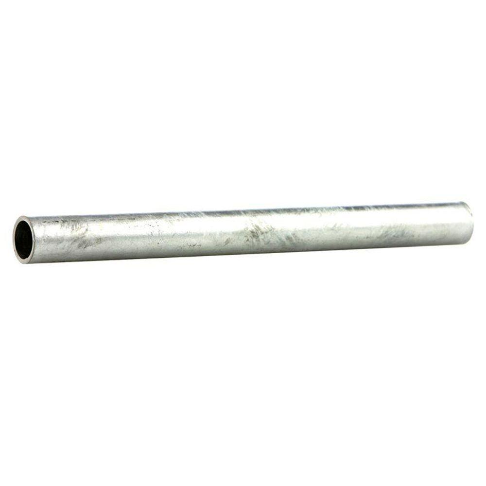Mueller Streamline 3/4 in. x 48 in. Galvanized Pipe, Pre-Cut Lengths