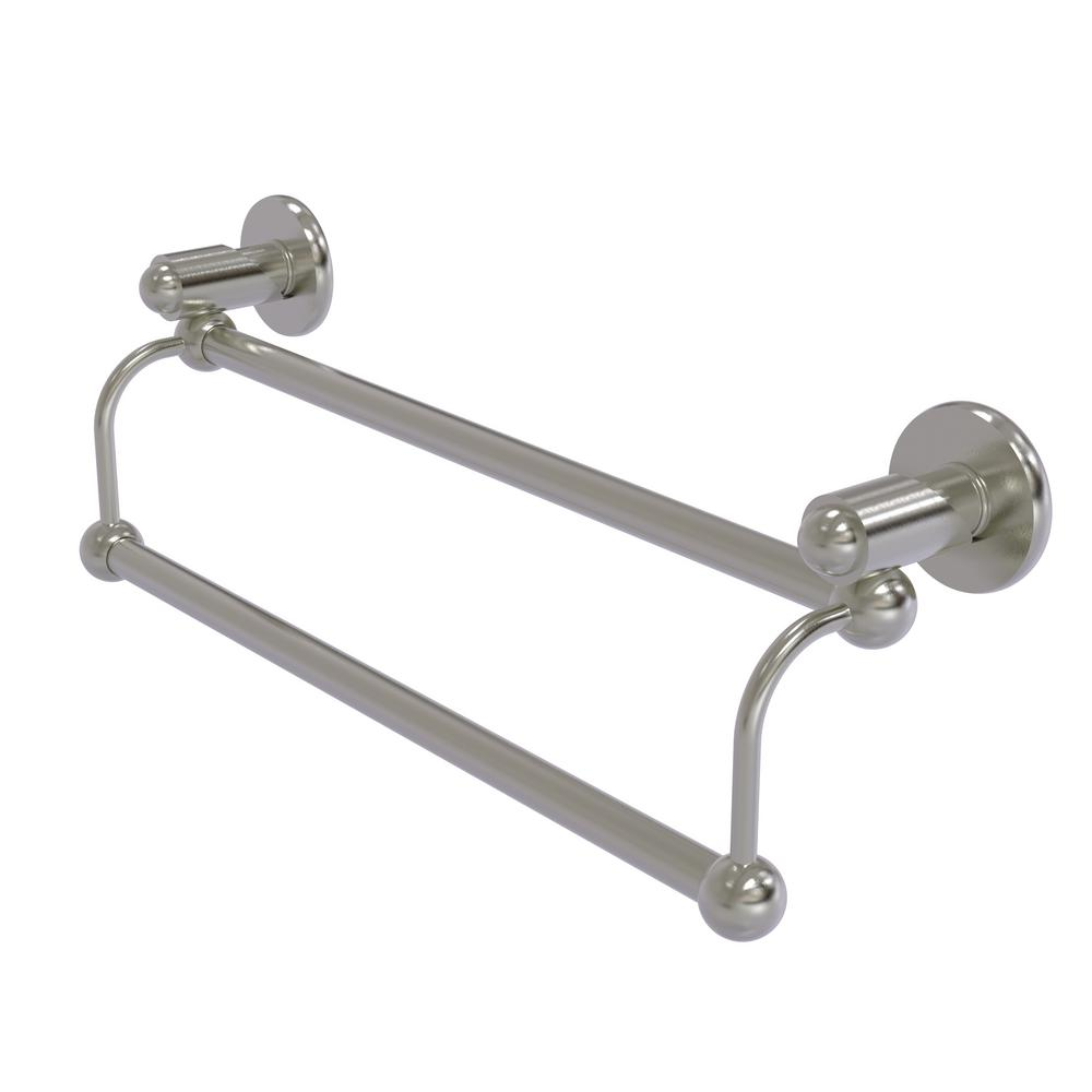 Allied Brass Soho Collection 18 In Double Towel Bar In