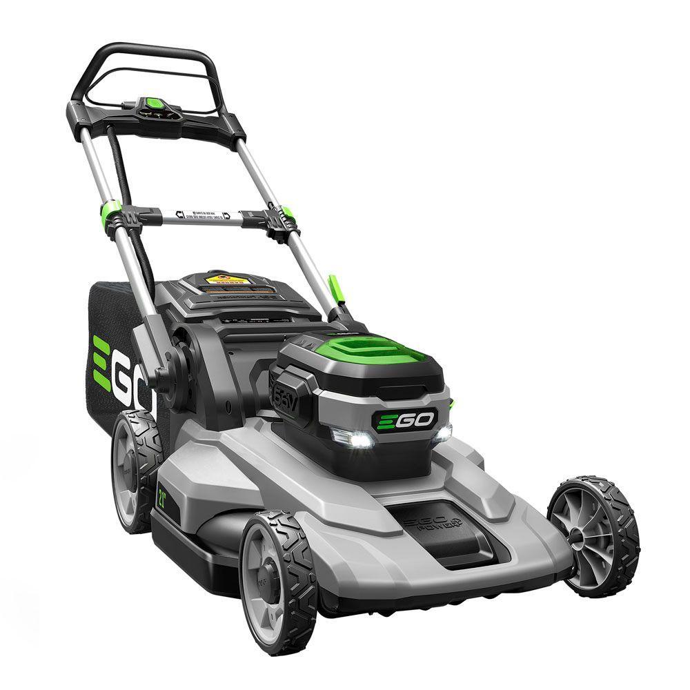 EGO Walk Behind Push Home Depot Lawn Mowers