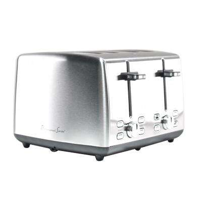 Professional Series 4-Slice Stainless Steel Toaster