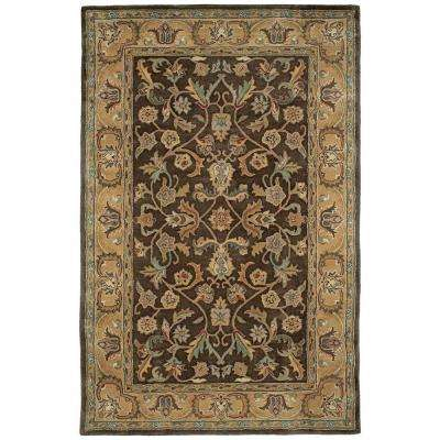 Brown Area Rugs Rugs The Home Depot