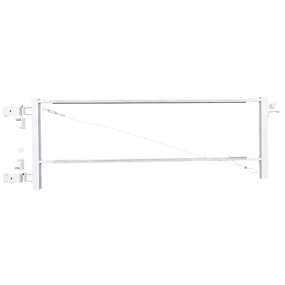 Ranch Style 2-Rail Fence Gate Frame Kit