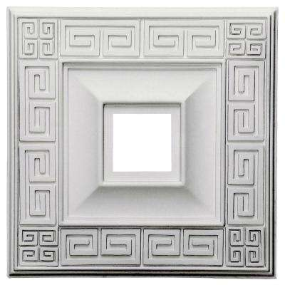 18 in. x 18 in. Eris Ceiling Medallion