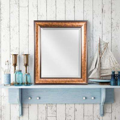 Hartley Rectangular Bronze Vanity Mirror