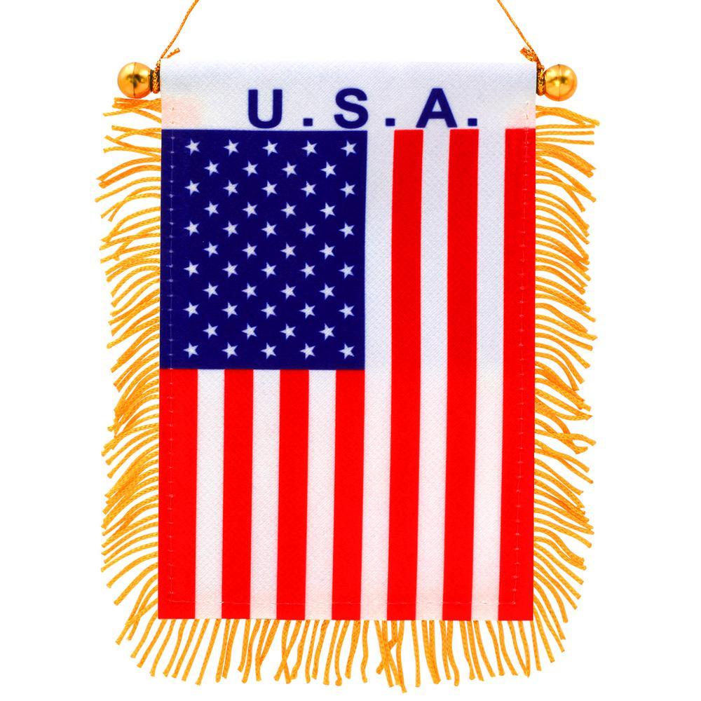 USA Flag Banner//Hanger